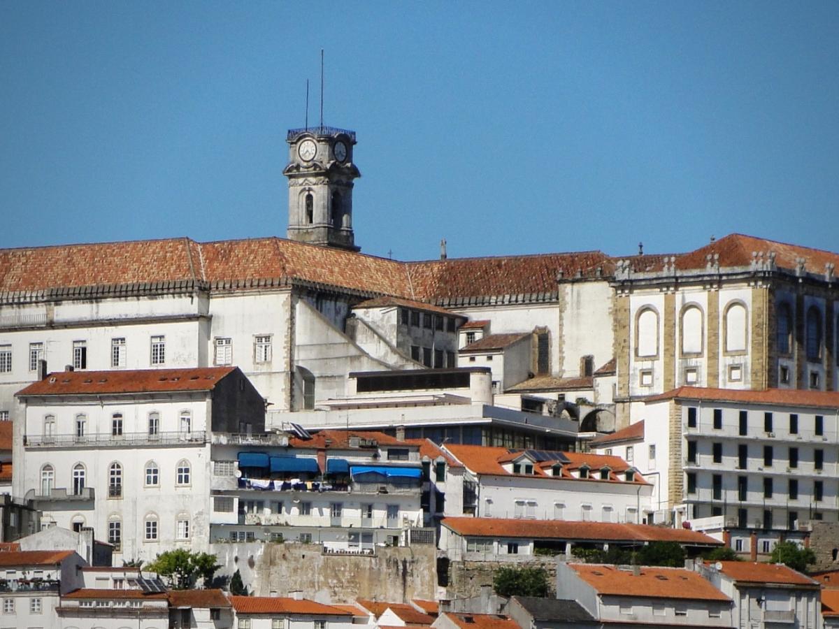 Universidade de Coimbra. Foto © Miguel Veiga