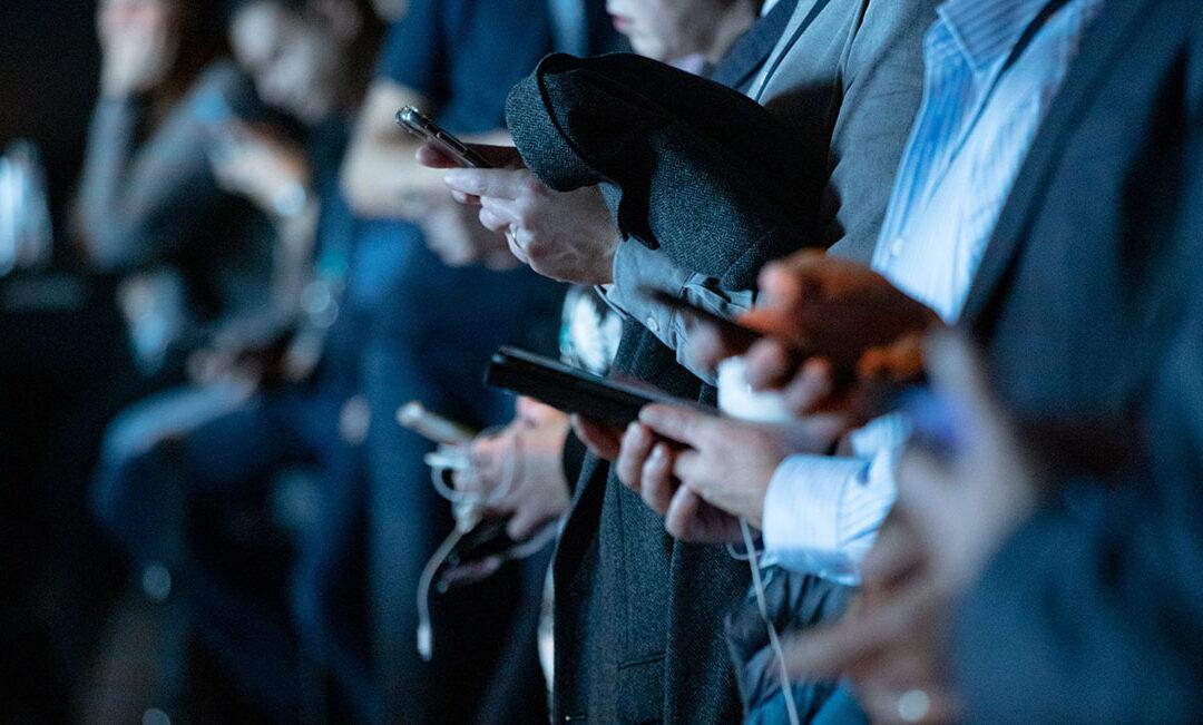 Fugir das redes sociais