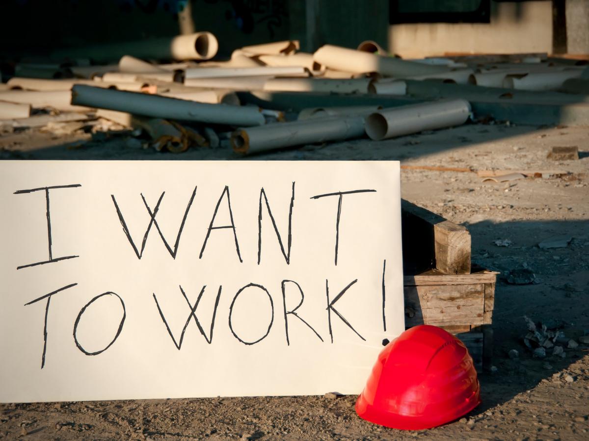desemprego Foto Direitos Reservados
