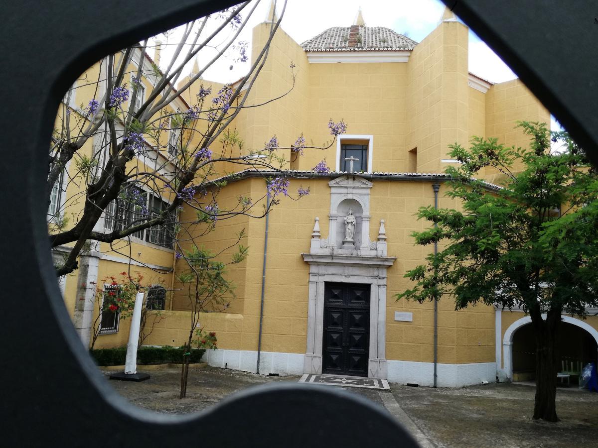 Convento de Nossa senhora do Bom Sucesso, Lisboa. © Miguel Veiga.