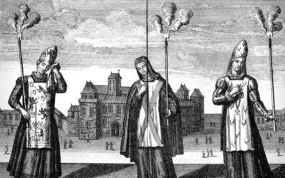 Criptojudaísmo, visitações, denunciantes e denunciados