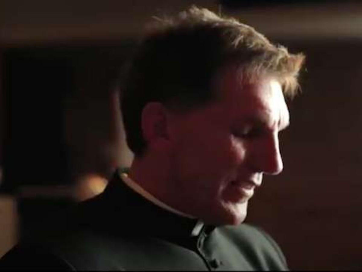 padre James Altman demitido EUA Foto Direitos Reservados