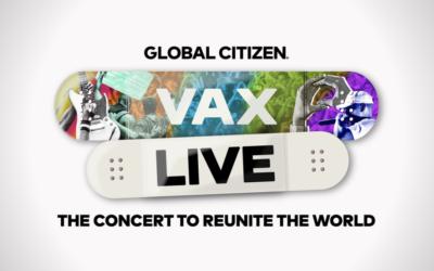 Vax Live: Papa e políticos juntam-se a músicos para angariar dinheiro e levar vacinas aos países pobres