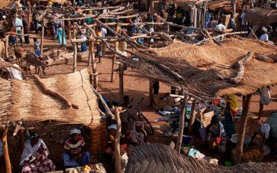 100 pessoas assassinadas por terroristas no Burquina Faso