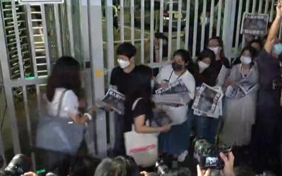 O jornal Apple Day esgotou a sua última edição – uma má notícia para a liberdade em Hong Kong