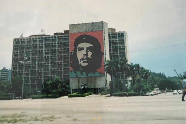 Praça da Revolução, Havana, Cuba.