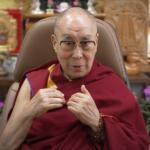 O Dalai Lama nos seus 86 anos: compaixão e não-violência até morrer