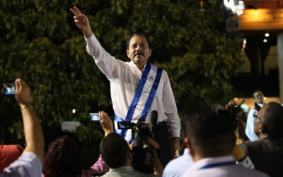 Sétimo pré-candidato à presidência detido por Daniel Ortega