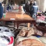 Quase 500 pessoas em greve de fome em Bruxelas