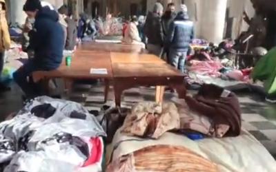"""""""A greve de fome está suspensa"""" — mas a luta continua em Bruxelas"""