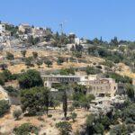 Famílias desalojadas e deslocadas à força por Israel