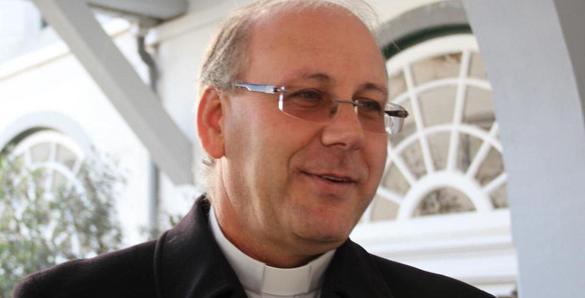 Virgílio Antunes, bispo