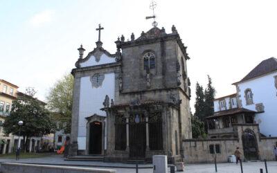 """Capela dos Coimbras, aberta ao público, quer ser """"ex-líbris"""" de Braga"""