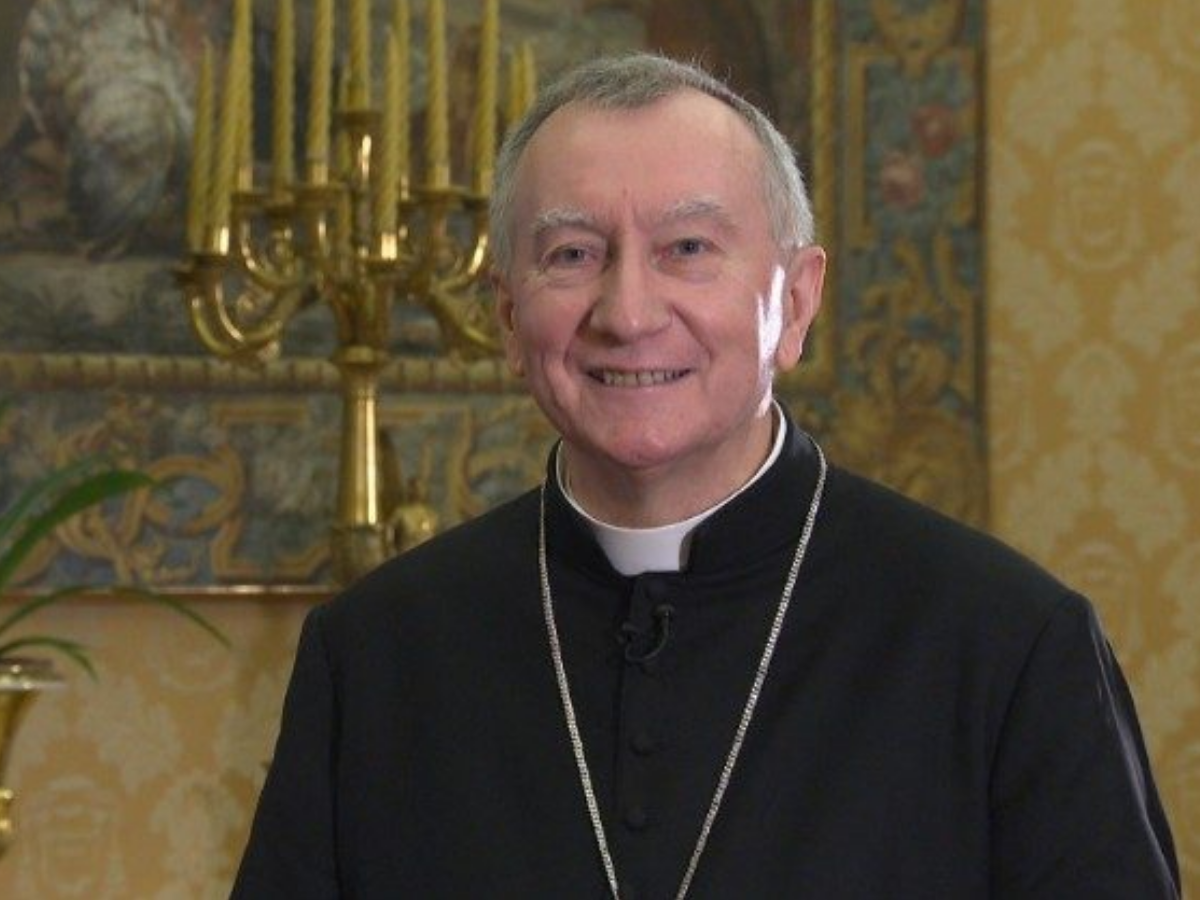 cardeal pietro parolin foto vatican news