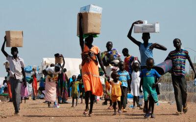 Bispos do Sudão do Sul querem «lugar à mesa» no processo de paz