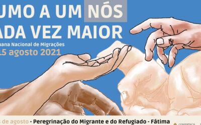 Semana Nacional das Migrações de 8 a 15 de agosto