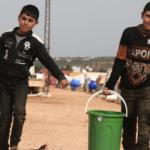 Seca atinge 12 milhões de pessoas na Síria e no Iraque