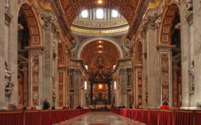 Francisco aprova novas normas para o Cabido de São Pedro