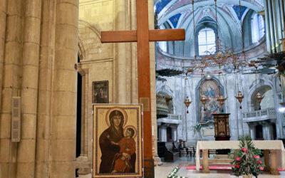 Símbolos da JMJ iniciam peregrinação pelas dioceses de Espanha