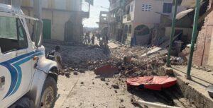 Haiti, terramoto