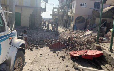 AIS aprovou ajuda de emergência para o Haiti e pede apoio