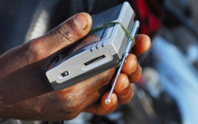 Rede de Rádio Católica do Sudão do Sul ganha Prémio Pax Christi 2021