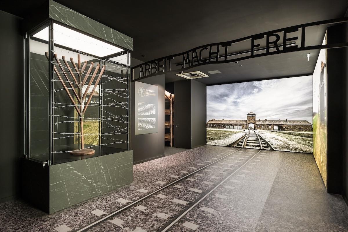Museu do Holocausto. Porto