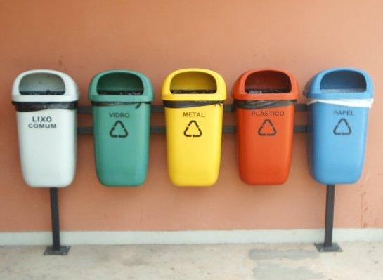 Reciclagem. Ambiente