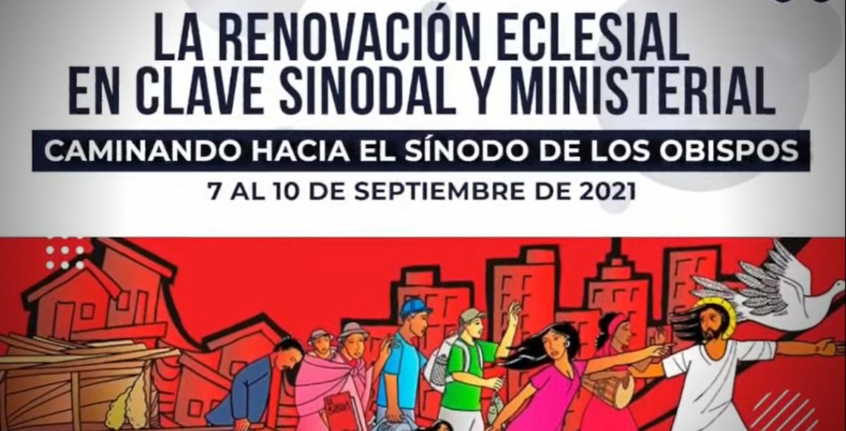 imagem seminario preparacao sinodo venezuela