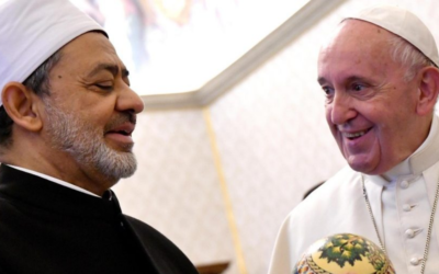 Grande Imã de Al Azhar planeia viagem ao Iraque