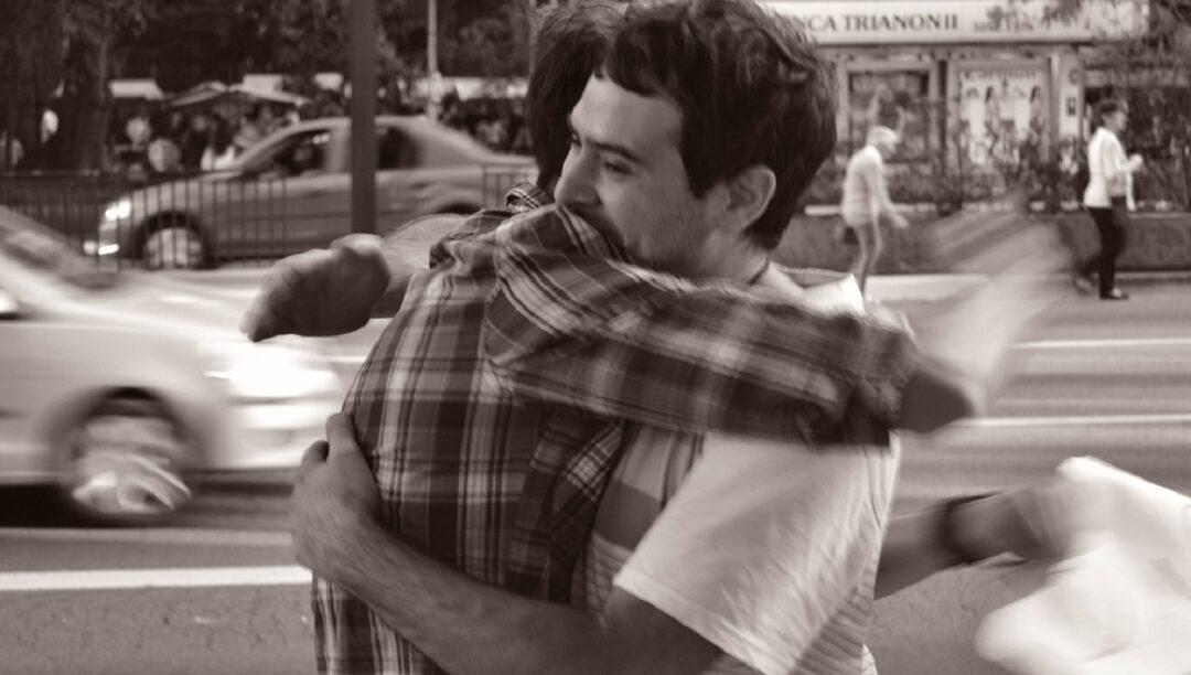 Dá-me um abraço…
