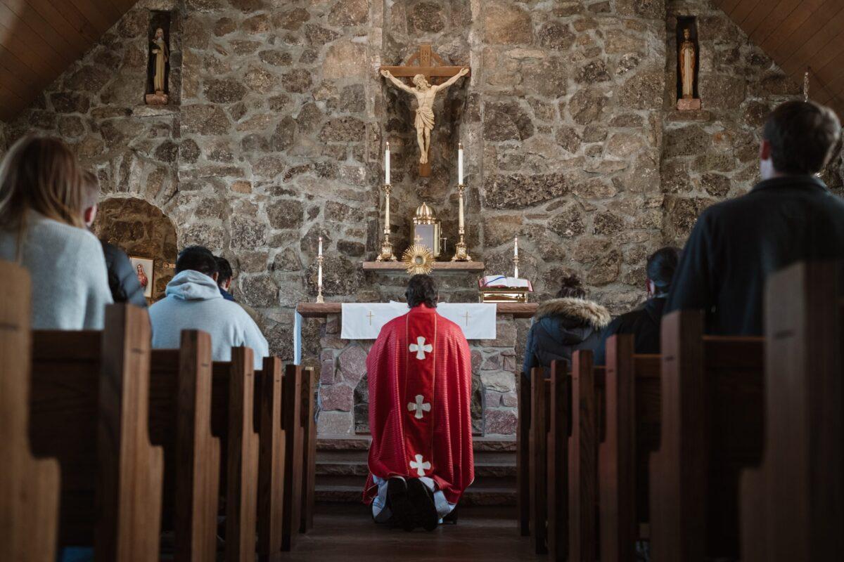 Eucaristia. Padres. Igreja
