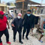 Mundo não pode ignorar sofrimento de haitianos