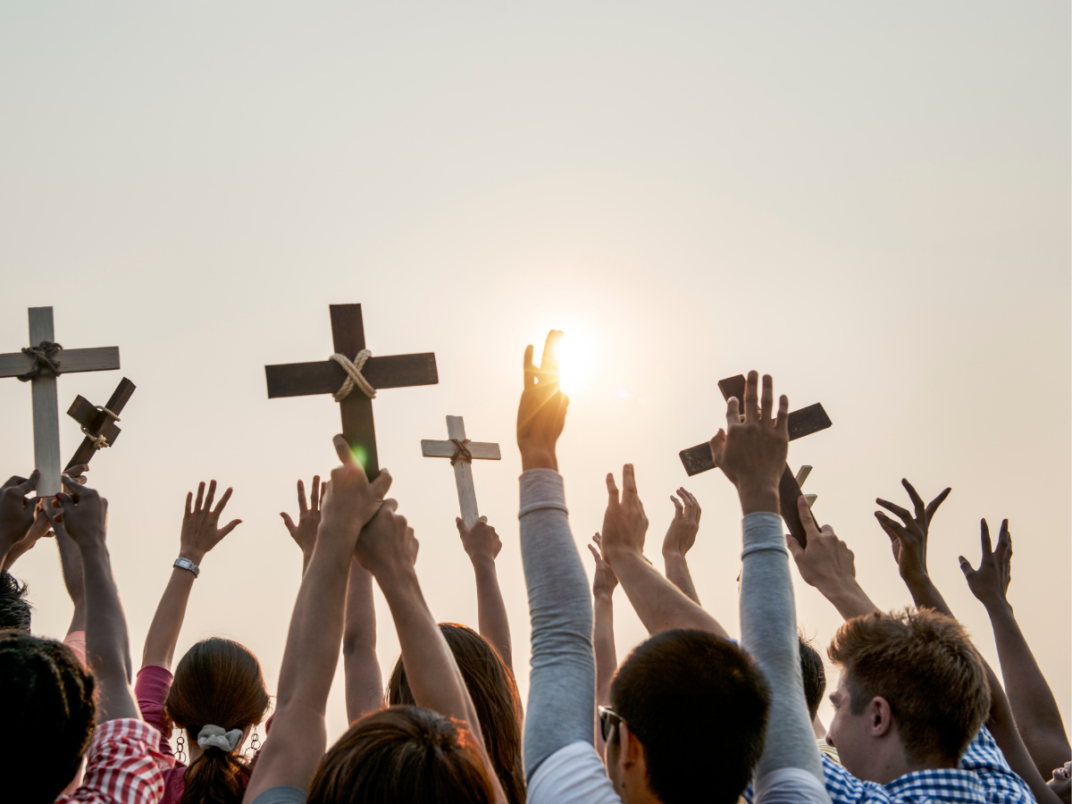 catolicos cristaos cruz foto rawpixel