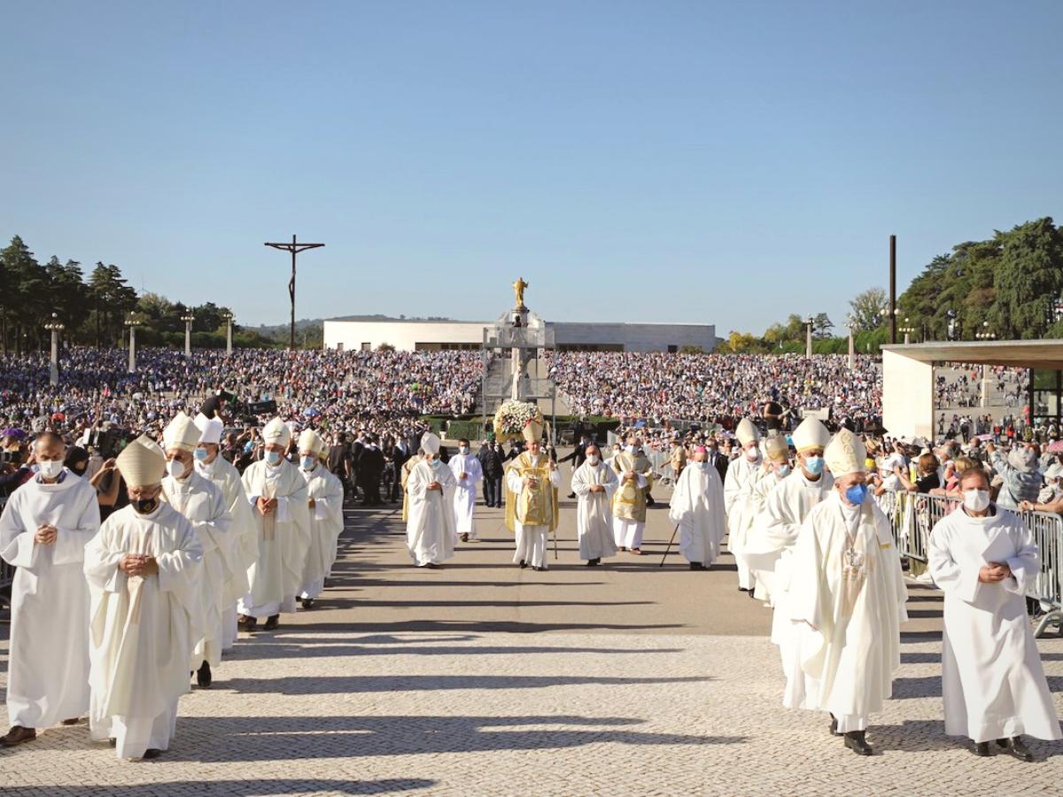 fatima 13 outubro cardeal sergio rocha foto c santuario de fatima