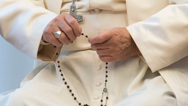 Papa Francisco. Rosário